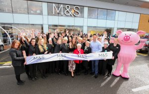New M&S store opens at Ravenhead Retail Park